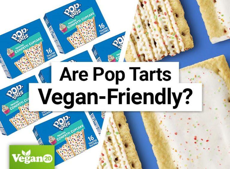 Are Pop-Tarts Vegan-Friendly?
