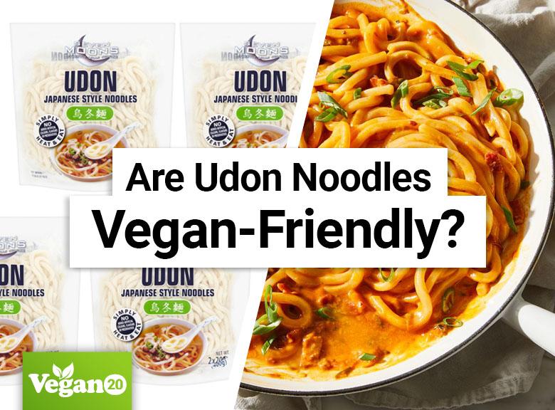 Are Udon Noodles Vegan-Friendly?