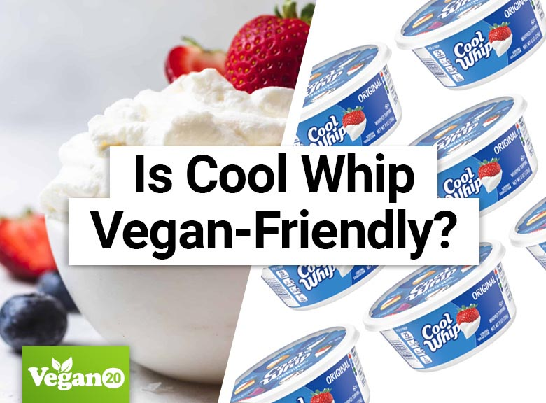 Is Cool Whip Vegan-Friendly?