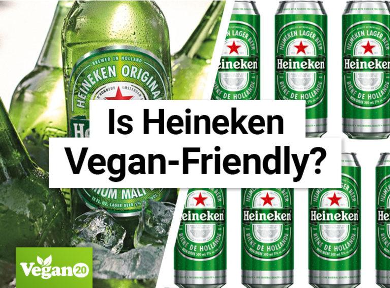 Is Heineken Vegan-Friendly?