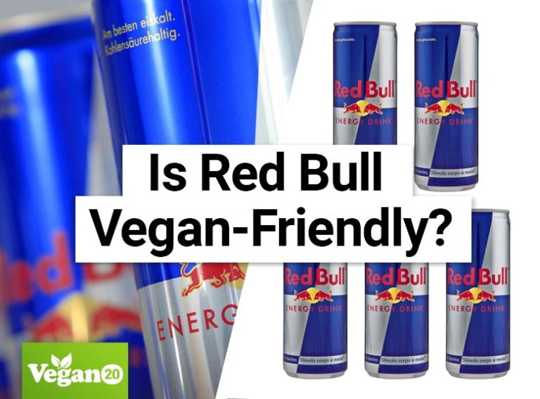 Is Red Bull Vegan Friendly?