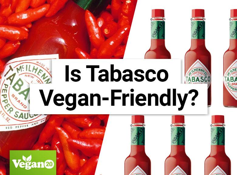 Is Tabasco Sauce Vegan-Friendly?