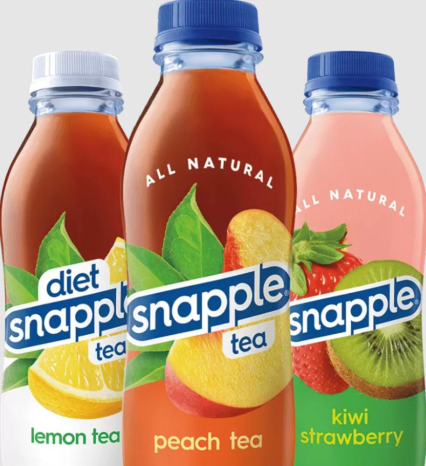 Snapple Drinks