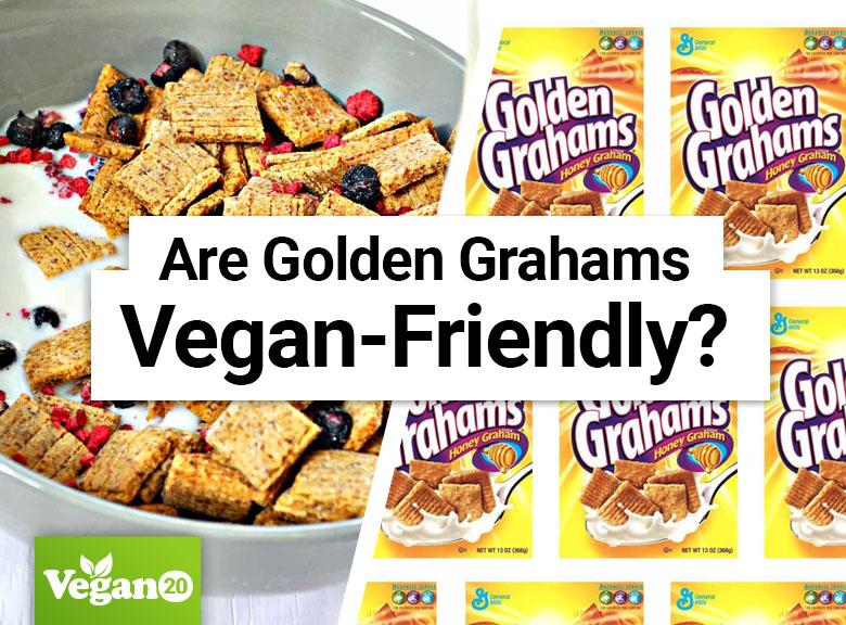 Is Golden Grahams Vegan?