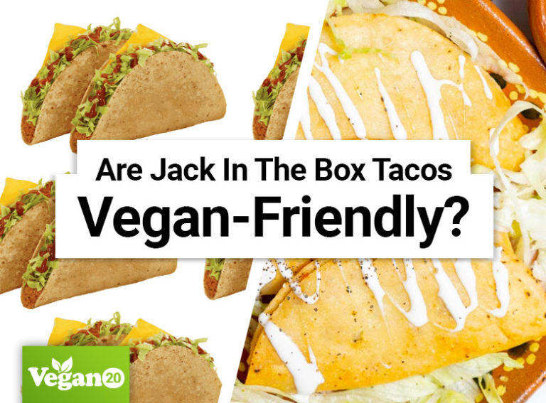 Is Jack in the Box Tacos Vegan-Friendly?