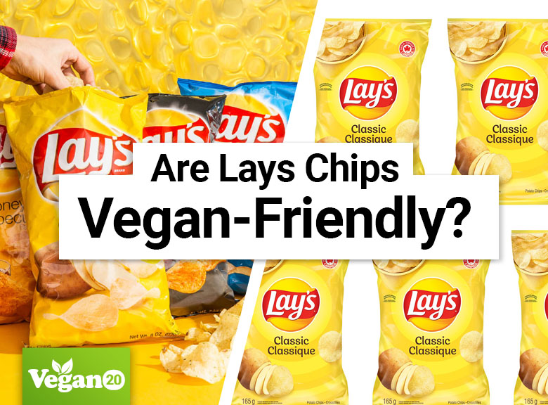Are Lays Chips Vegan?