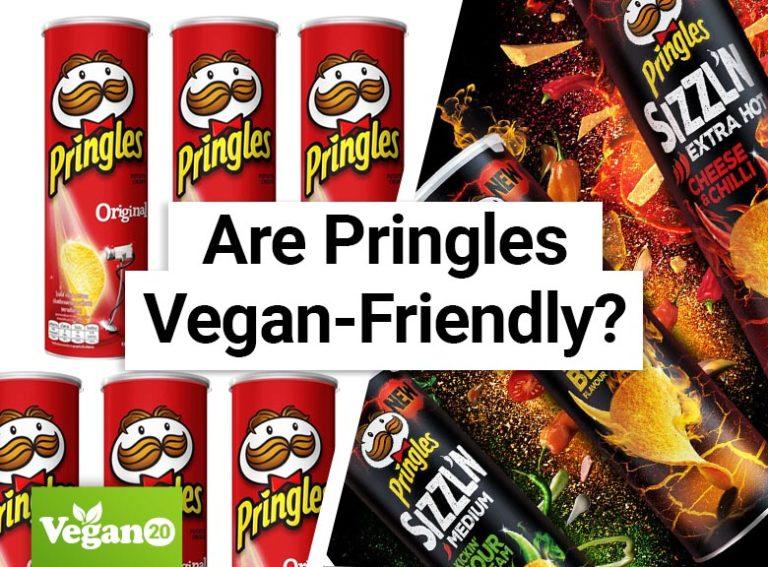 Are Pringles Vegan Friendly