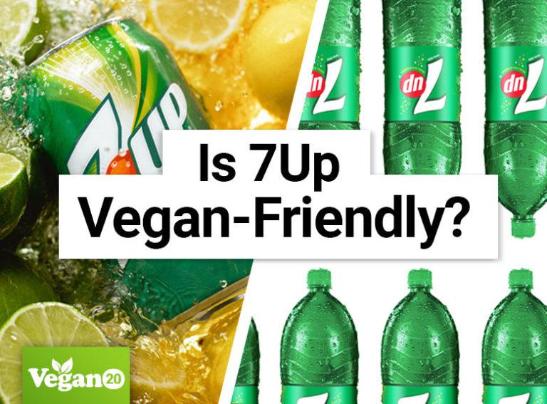 Is 7 Up Vegan