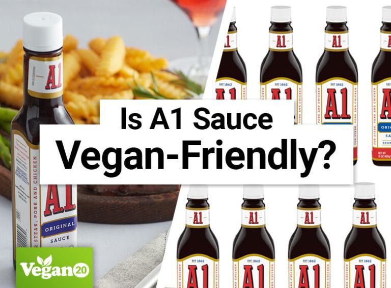 Is A1 Sauce Vegan?