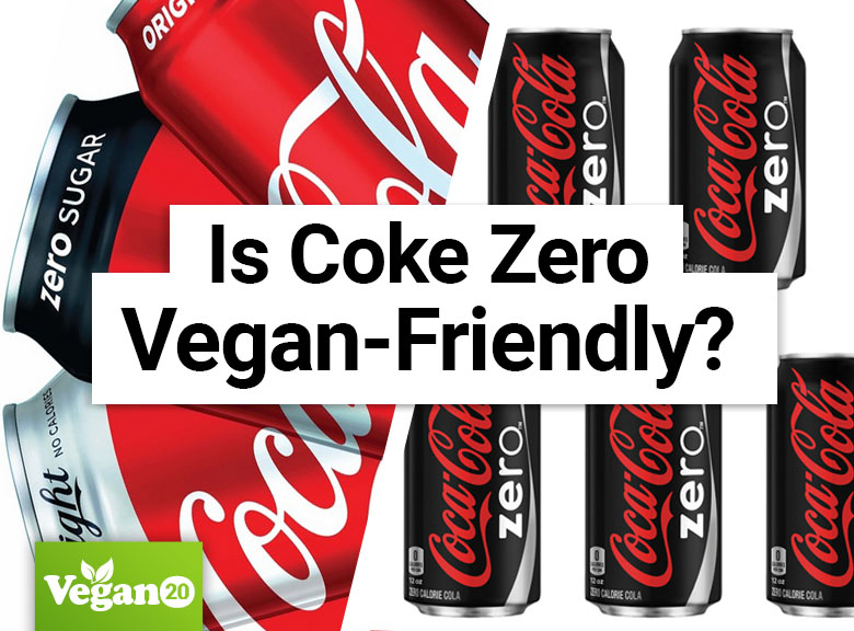 Is Coke Zero Vegan?