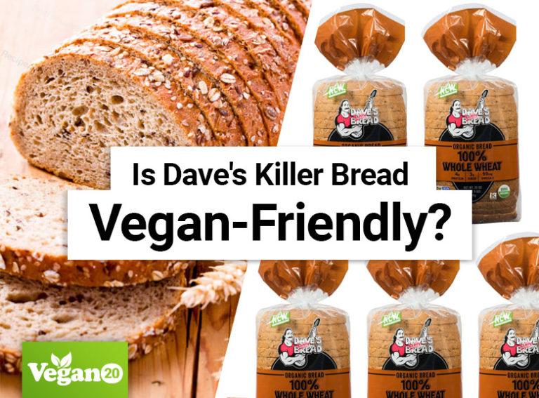 Is Dave's Killer Bread Vegan Friendly