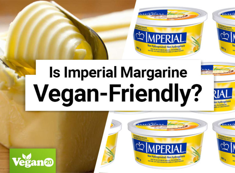 Is Imperial Margarine Vegan?
