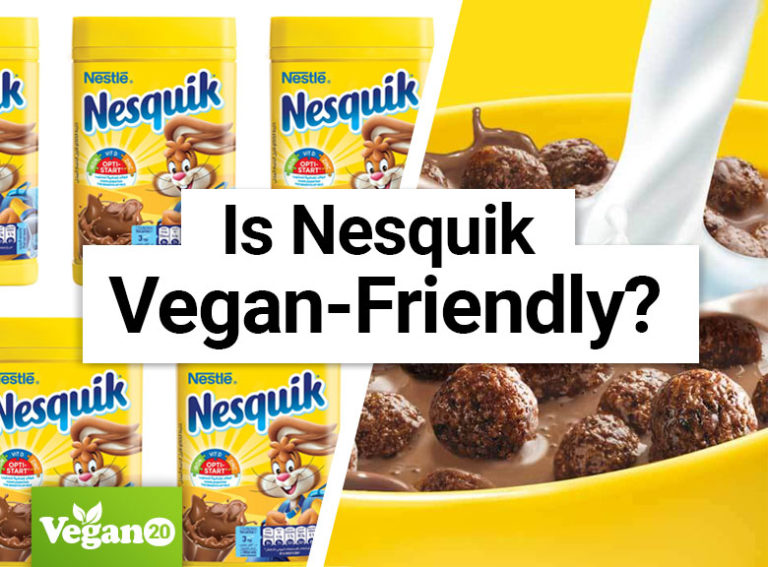 Is Nesquik Vegan-Friendly?