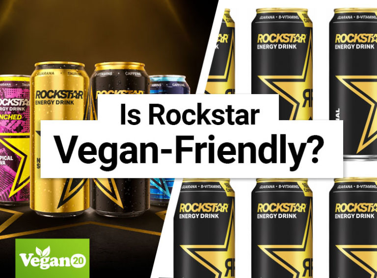 Is Rockstar Vegan-Friendly?