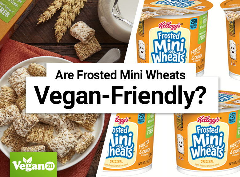 Are Frosted Mini-Wheats Vegan?