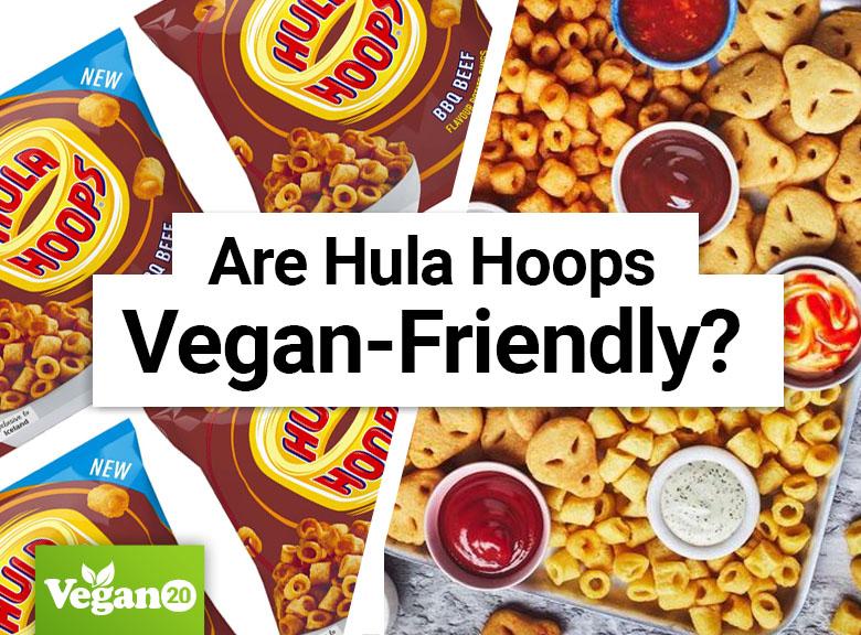 Are Hula Hoops Vegan