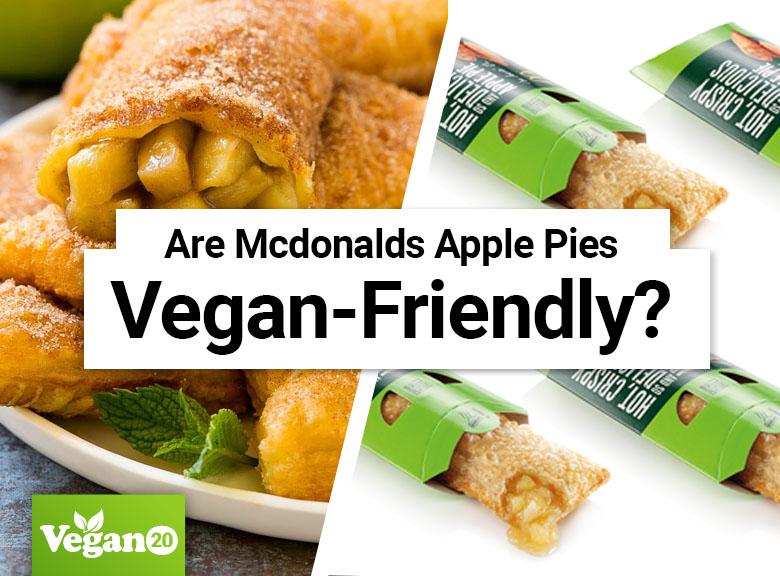 Is McDonald's Apple Pie Vegan?