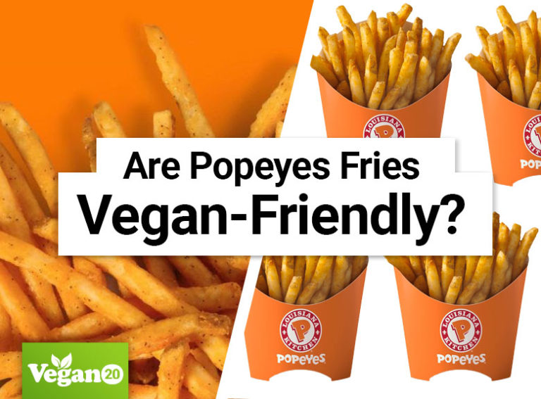 Are Popeyes French Fries Vegan?