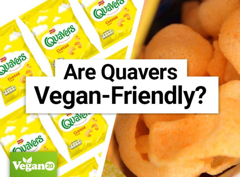 Are Quavers Vegan