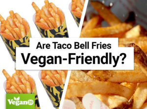 Are Taco Bell's French Fries Vegan?