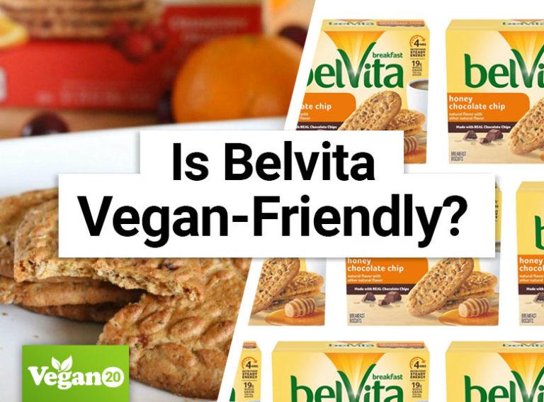 Are belVita Biscuits Vegan-Friendly?