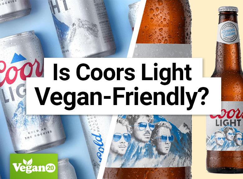 Is Coors Light Vegan-Friendly?