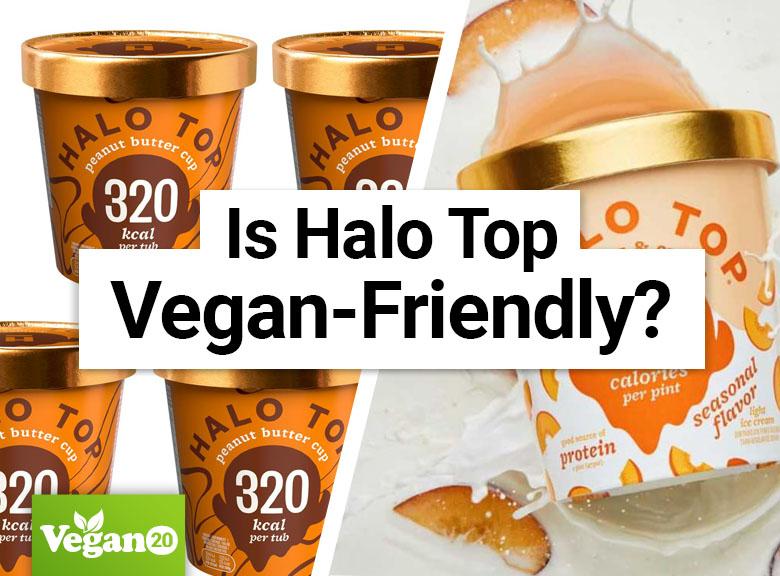 Is Halo Top Ice Cream Vegan?