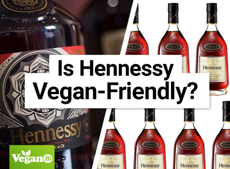 Is Hennessy Vegan-friendly?