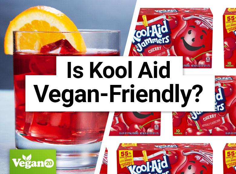 Is Kool-Aid Vegan-Friendly?